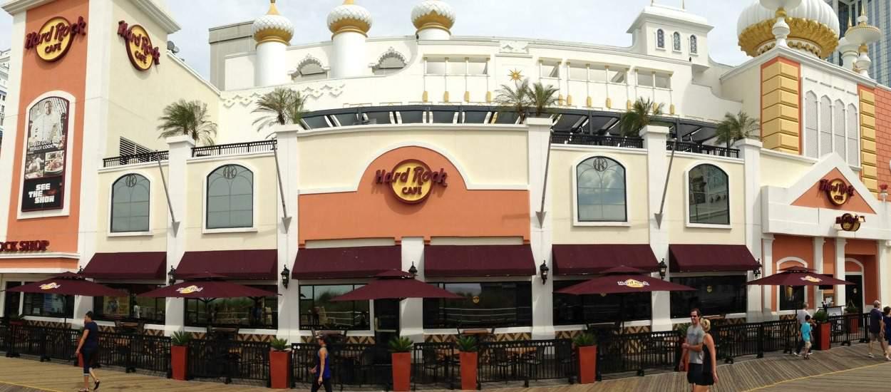 Hard Rock Cafe Atlantic City Atlantic City Nj