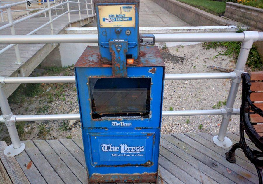 More Staffing Cutbacks At Press Of Atlantic City Acprimetime